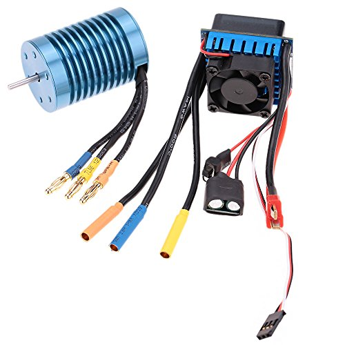 GoolRC Programming Card for RC Car ESC Brushless Electronic Speed
