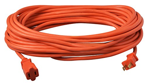 coleman cable 02208 16 2 vinyl outdoor extension cord orange 50 feet atcivni. Black Bedroom Furniture Sets. Home Design Ideas